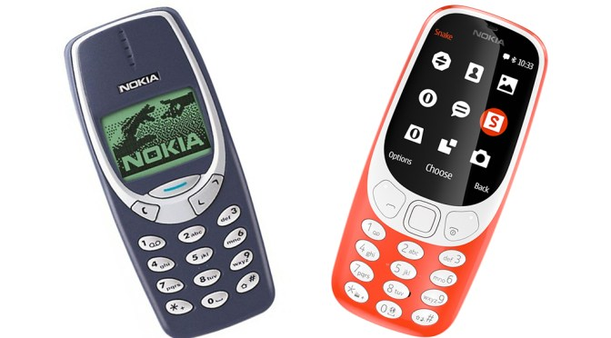 The Gadget Man – Episode 98 – The Return of the Nokia 3310