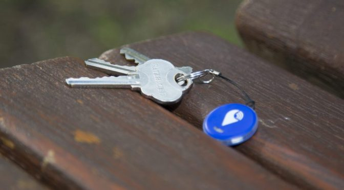 Trackr launches the Pixel, a smaller, lighter and louder solution for lost items