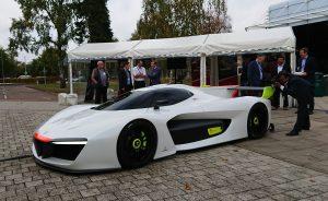Pininfarina H2 Speed Hydrogen Concept