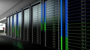 Data Centre Storing Your Data