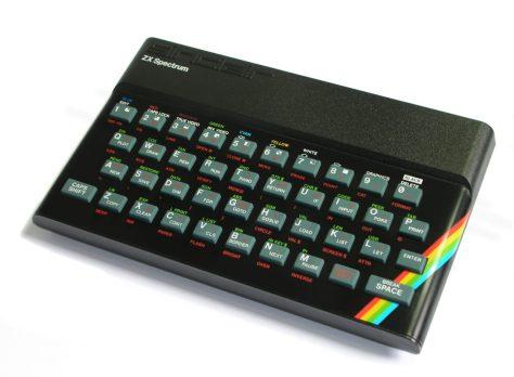 Sinclair ZX Spectrum 16K 48K