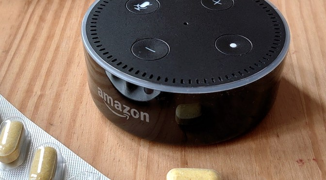 Gadget Man – Episode 141 – Amazon Alexa is now providing NHS Medical Advice