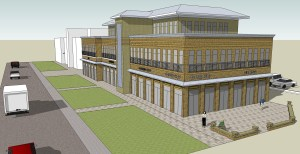 Proposed Green Office Building