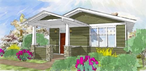Harrisonburg Home Plan