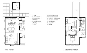 Shift House Plan