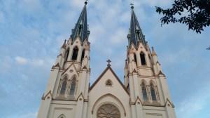 Savannah Architecture