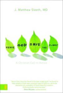 serve god save the planet