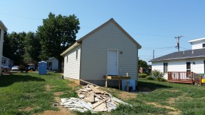 East Johnson Street Tiny House