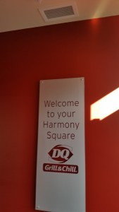 Harmony Square Dairy Queen - 20151218_090411