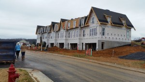 Preston Lake, Parkside Townhomes