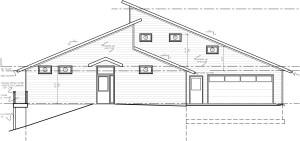 carbon neutral house