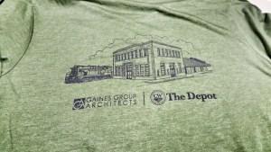 Depot Tee Green
