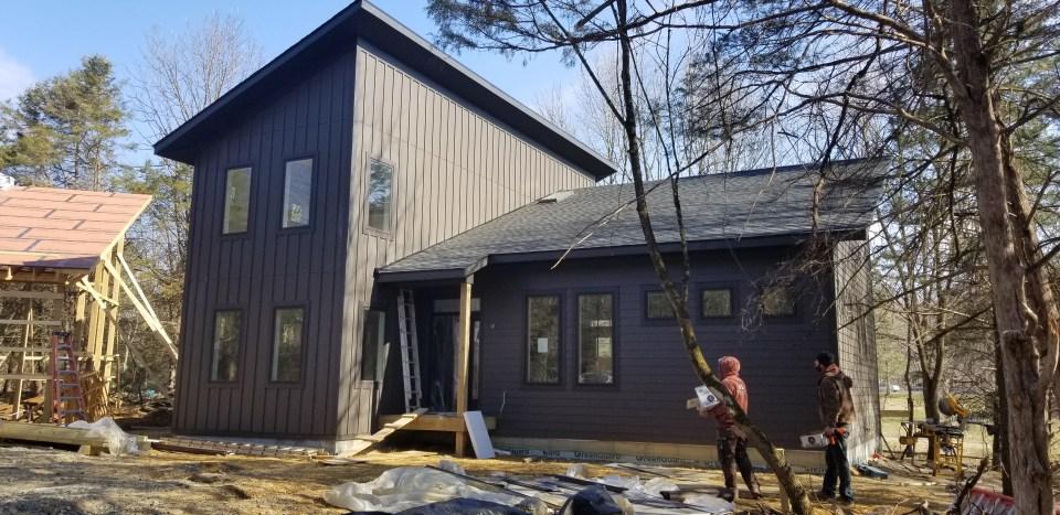 Harrisonburg Custom Home