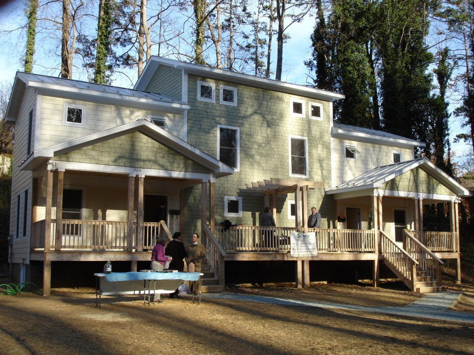 Habitat Porch