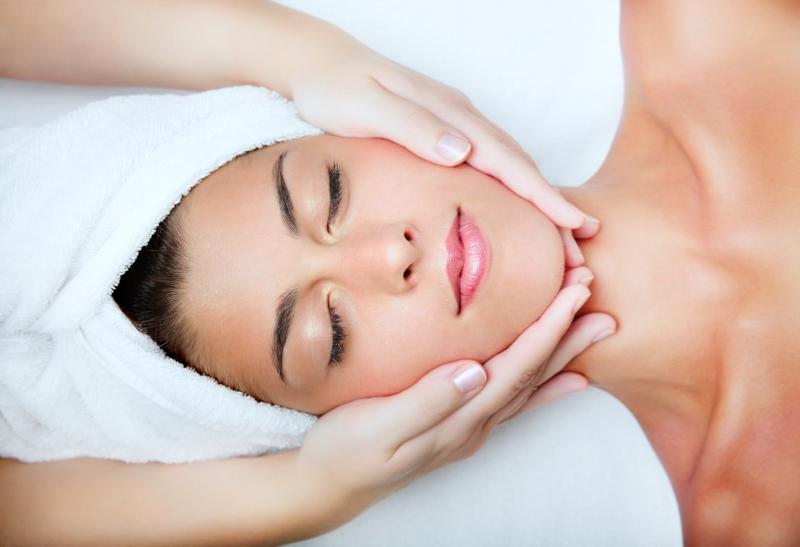 masaje facial oriental en Alcobendas