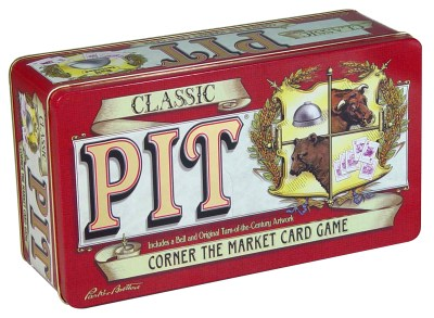 Pit: When a Great Game has a Dull Theme