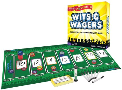 It's not a gamble with Wits & Wagers!