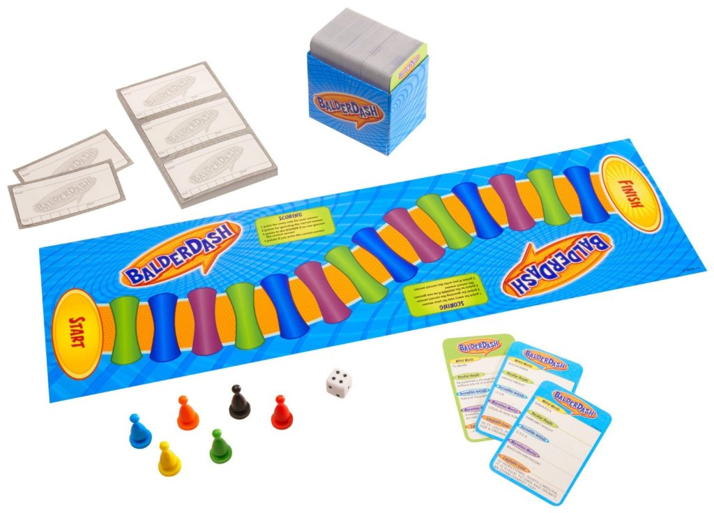 """Balderdash: Big bangs are out, but this game is still """"in"""""""