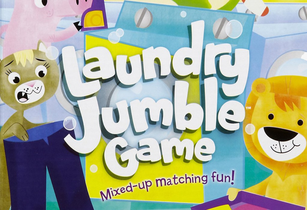 Mary Jo Reutter – The Games: Laundry Jumble, Flip-A-Longs, Sumo Ham Slam