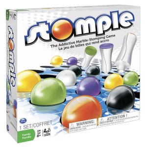 stomple new box