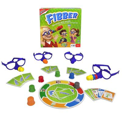 Fibber: A Ridiculous Twist on a Classic