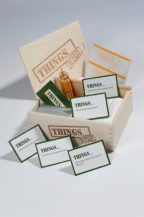 Things Box - early version