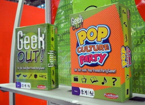 Geek Out Pop Culture Party