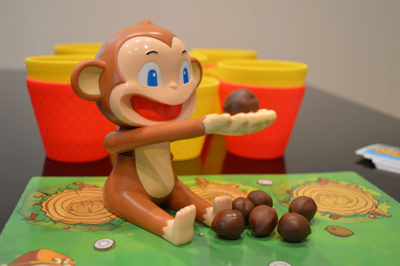 Coconuts Game Monkey