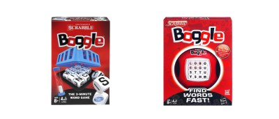 Scrabble Boggle: Better update my Boggle post…
