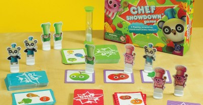 Chef Showdown: Why this game is my FAVORITE to demo