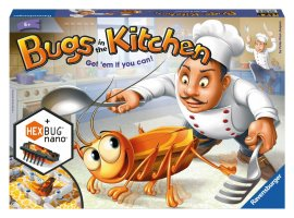 Bugs in the kitchen box