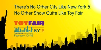 Toy Fair 2016 Here I Come!!