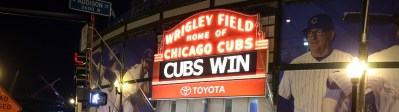 CUBS WIN!: A look back at what we were playing the last time the Cubs won