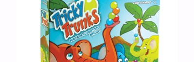 Tricky Trunks: You'll want to play with these elephants!