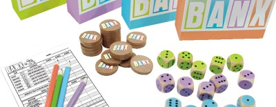 BANX: If you like Yahtzee, you'll like BANX more!