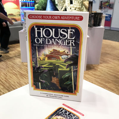 2018 toy fair trends 2 what 39 s old is new again the game for Choose your own home