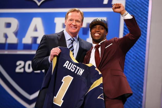 A Brief History of -- The NFL Draft