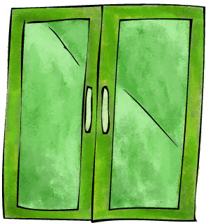 Green glass doors the game gal green glass doors planetlyrics Image collections