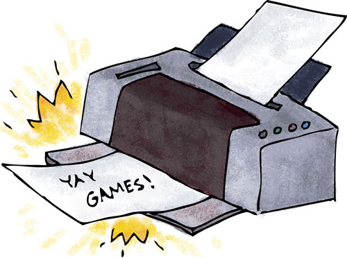 Free Printable Word Lists - The Game Gal