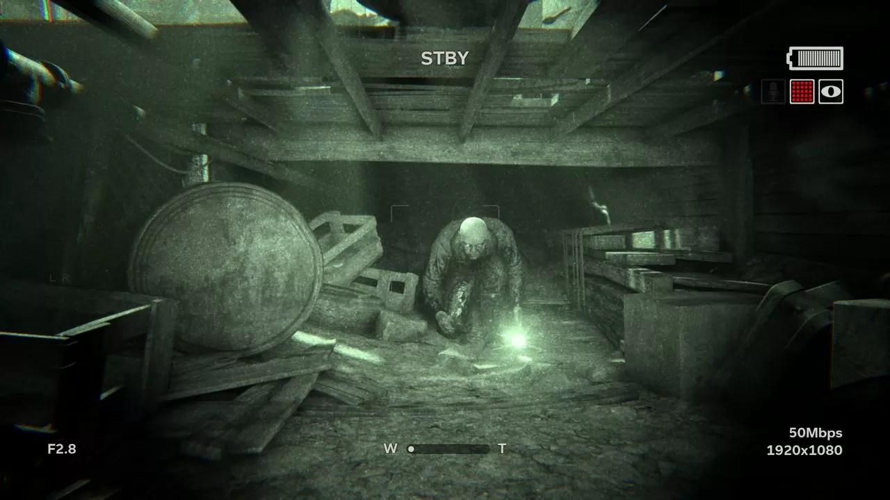 Outlast 2 The Games Machine