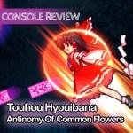 Touhou Hyouibana: Antinomy Of Common Flowers