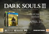 Bandai Namco reveals final Dark Souls III DLC 'The Ringed City' and Game of the Year edition 'The Fire Fades'