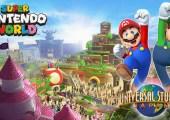 Universal Studios Japan starts construction on Super Nintendo World