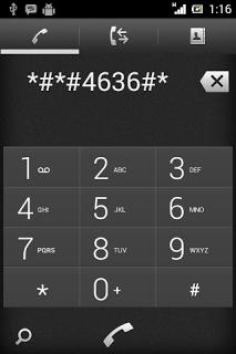 Cara Mudah Setting Jaringan / Koneksi menjadi 3G/WCDMA only di Ponsel Android 3G