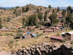 Peru UNESCO sites, World Heritage sites in Peru - Taquile, Lake Titicaca, Peru