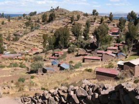 Peru UNESCO sites, World Heritage sites in Peru - Taquile, Lake Titicaca, Peru