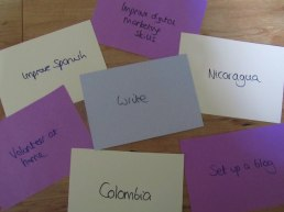plan my gap year ideas