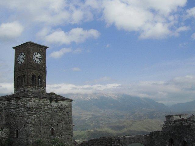 Back to the Balkans - Gjirokaster