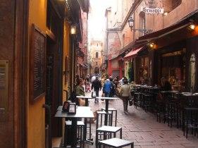 Bologna - Via Clavature