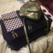 hand luggage only for one week trip